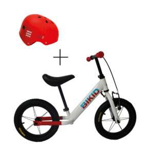 Bicicleta Equilibrio con Casco