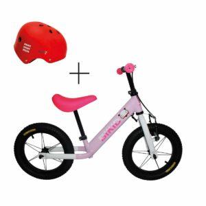Bicicleta para niña Rosa