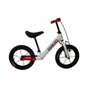 Bicicleta Equilibrio Blanco-Rojo