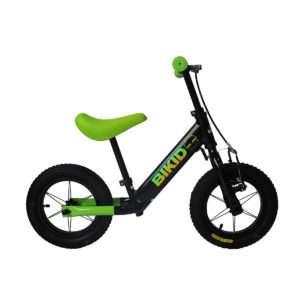 Bicicleta Equilibrio Negro-Verde
