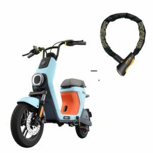 Bicicleta eléctrica Segway Ninebot C40 + Cadena