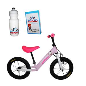 Bicicleta de Impulso Rosa
