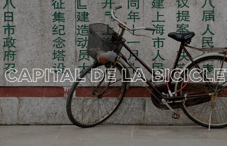 CHINA Una nación que se mueve en bici
