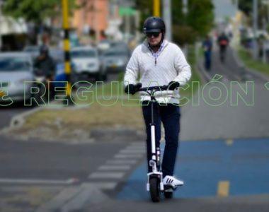 regulación patinetas eléctricas