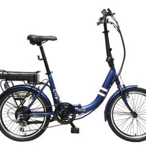 Bicicleta Eléctrica Toma Corriente Bogota-Clip-250W