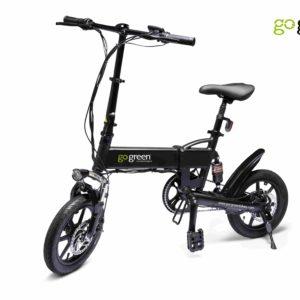 Bicicleta Plegable City Plus Mini 350W