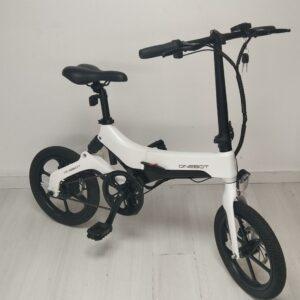Bicicleta eléctrica S6 Usada como nueva -4