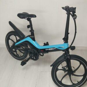Bicicleta eléctrica S9 Usada como nueva -1