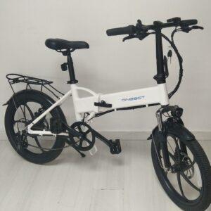 Bicicleta eléctrica T6 Usada como nueva -4