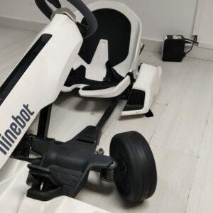 Kart Eléctrico Ninebot usado, como NUEVO -3