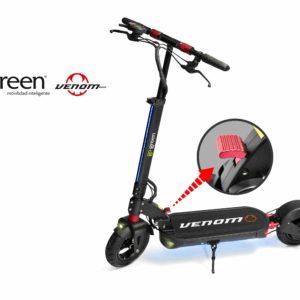 Scooter Eléctrica VENOM 800W